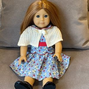 American Girl Emily Doll & Her Clothes